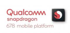 高通推出了Snapdragon 678,这是规格和主要功能